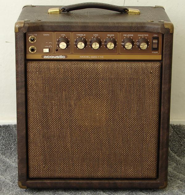 Acoustic Control G20-110 Amplifier