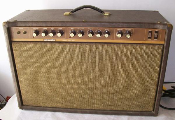 Acoustic Control G60-212 Amplifier