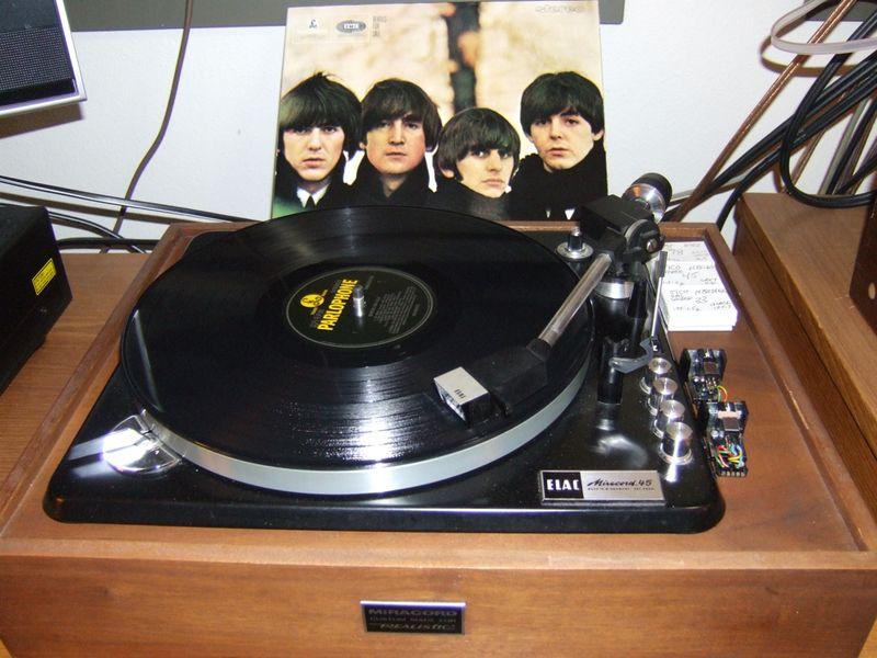 BeatlesForSaleGear