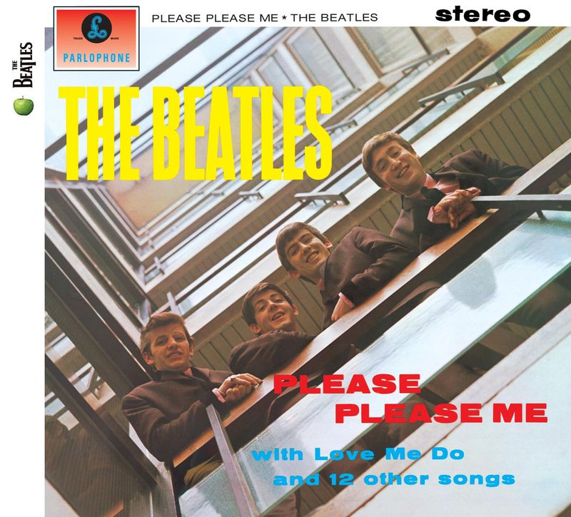Beatles-PleasePleaseMe