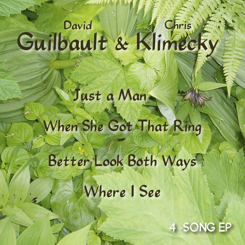 TitleGraphic-GuilbaultKlimeckyEP