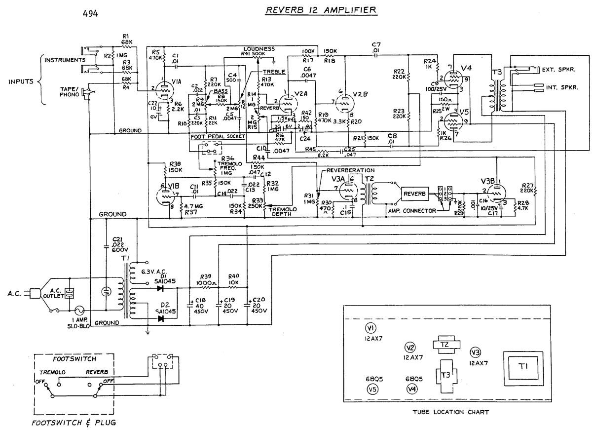 Bcs Wiring Diagram Volvo S T Engine Diagrams Dune Buggy Gibson Sg Custom Pickup And Hernes 3